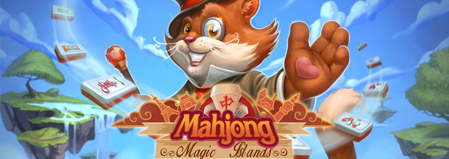 Mahjong: Magic Islands